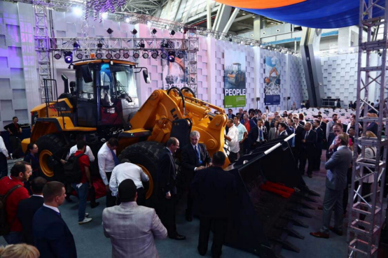 Liugong released vertical lift loaders, into the global high-end market
